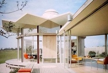 Mid Century Modern Architecture / The best buildings designed during the mid-century modern period and contemporary buildings inspired by the mid-century. / by Mid Century Home .