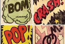 pop art. / by popchips