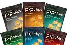 popped potato chips. / by popchips