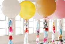 Party Decor / by Fold Invites Stationery, Events, Home