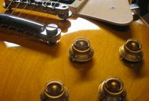 Guitars and Gear / by Jim Meadows