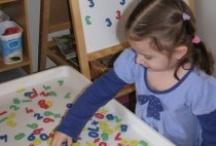 teaching/preschool ideas / Ideas for Preschoolers  / by Sofia Derdemezi