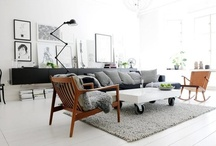 My Dream House - Living & Dining / by Delphine D.