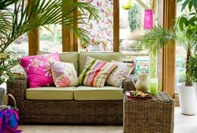 Cool conservatories / by Chris Cantrelle