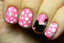 Disney nails / by Molly H