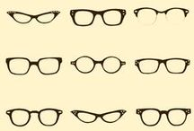 Styles I like - Glasses / by Delphine D.