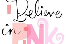 Pink Love / by Amanda Jones