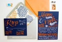 invitation inspiration / the prettiest things come in the mail. / by marta dansie