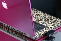 MacBook & Phone Cases!! / by Brook Harned