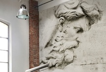 Murals & wall treatment / by Carrie Byrd