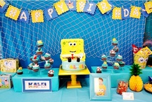 Jeremiah's 1st Birthday ideas / by Evelyn Graham