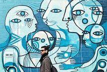 Street Art / by Matthew Minella
