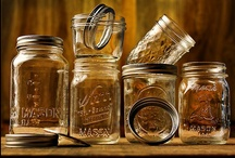 Bottles, jars and cloches / by Julia Jones