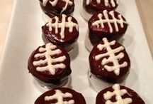 Football Season/ SuperBowl / Food and fun for football Season / by Amy Cornwell