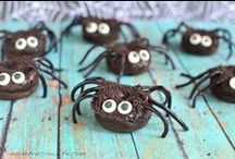 Halloween / Food, decorations and games for halloween! / by Amy Cornwell