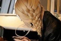 Hair / by Tatiana Conklin