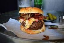 Burgers, Wraps & Sandwiches / by Lemony Thyme