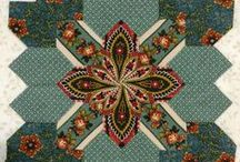 Lucy Boston Patchwork of The Crosses / by Jemima Puddleduck