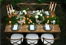 table set. / by Allison Freund