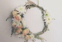 wreathed. / by Allison Freund
