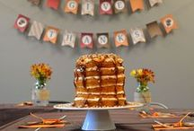 Thanksgiving Favorites / Thanksgiving recipe and decoration favorites. / by Lemony Thyme