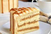 Recipes - Cake/Cupcake / by Kim Venglar