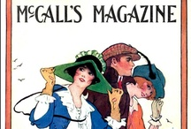 Magazine Covers, Ads & Post Cards / by Mary Kone