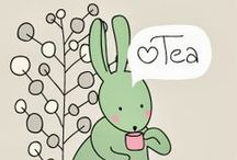 Tea Time / tea, tea parties, tea sandwiches, tea scones, tea biscuits, te cookies, tea rexes ....uh green tea, black tea, every kind of tea except rooibos because fuck that.  / by Rosary