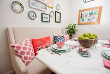 Delightful Dining  / by Brittany Morgan