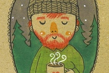 THOSE CHRISTMAS LIGHTS / by Heather Kneisler (A Sweet Simple Life)