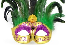Masks: Masquerade & Mardi Gras / Masks for All Occasions / by Mardi Gras Outlet