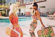#jetsettingwithmygirls / places to seeeeee... / by Olivia Rivera