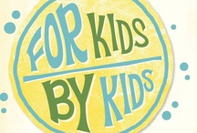 For Kids By Kids Menu  / by Hyatt Regency Austin Hotel