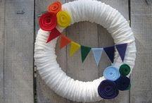 Wreath Designs / by Beth