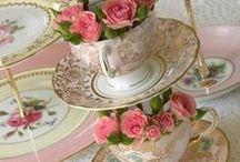Gabby's tea party / by Olivia Rivera
