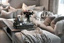 my dream home (livingroom) / by Olivia Rivera