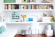 Home. Work / by Brie Reid