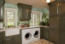 Spaces - Laundry Rooms / Luxurious laundry room photos and ideas from Realtor.com / by realtor.com