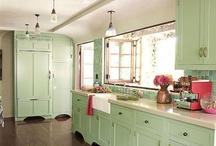 Beautiful Kitchens / by Lindsey Gray