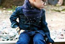My Stylish Kid / Stylish children's outfits / by Sumati Thomas