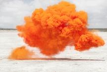Color. Orange / by Brie Reid