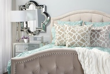 Dreamy Bedrooms / by Lindsey Gray