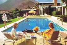 Hollywood Regency/Palm Beach Glam/Mid-Century / by Lindsey Gray