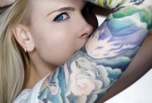 Tattoos - the body as a canvas . . . / by ricracandbricabrac ♥