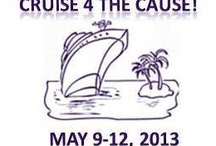 Relay For Life Cruise / Come Celebrate with us on May 9-12, 2013 all for a great cause! Can't make the cruise, but want to support and send one lucky Survivor on the cruise see complete cruise details are available at http://www.cruisingformorebirthdays.com/default.html 