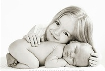 Photography: Newborn & Babies / by Santana Gibbons