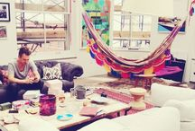 hammocks / by Alma Cárdenas