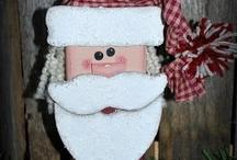 Christmas / by Joni Black, Mama's Crafty Place
