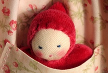 Waldorf Dolls For Little One / by Reverie .