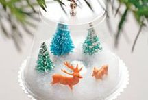 DIY Xmas Ornaments / by Sweet Deesignz.com